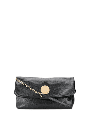 L'Autre Chose shoulder clutch - Black