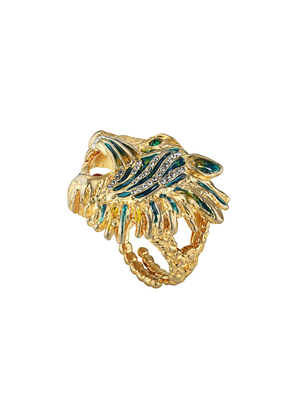 Gucci Rajah ring - Gold