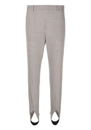Givenchy stirrup trousers - Neutrals