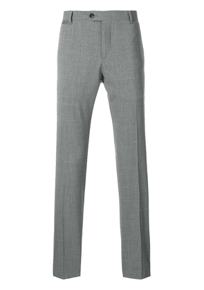 Eleventy tailored trousers - Grey