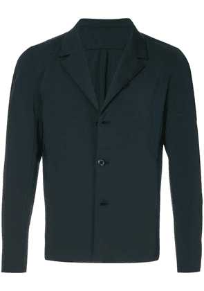 Attachment classic fitted blazer - Blue