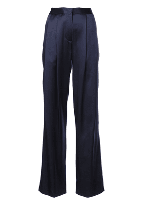 Adam Lippes pleated trousers - Blue