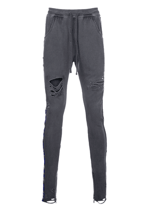 Alchemist fitted track trousers - Black