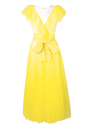 P.A.R.O.S.H. Nylla gown - Yellow