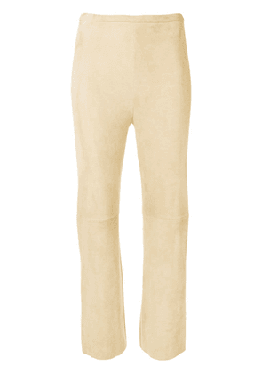 Stouls ginger light flared trousers - Neutrals