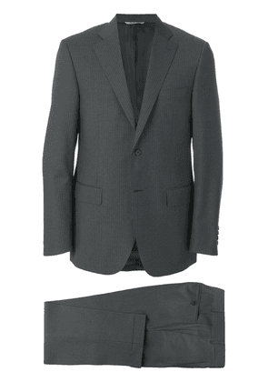 Canali pinstripe formal suit - Grey