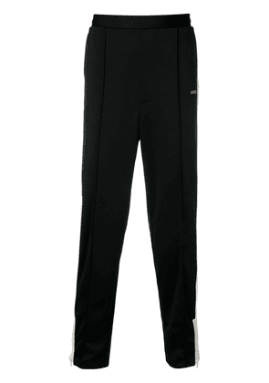 Ambush side stripe track pants - Black