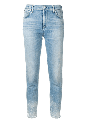 Citizens Of Humanity distressed skinny jeans - Blue