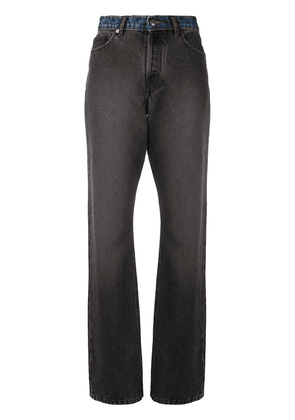 Zadig & Voltaire two-tone jeans - Grey