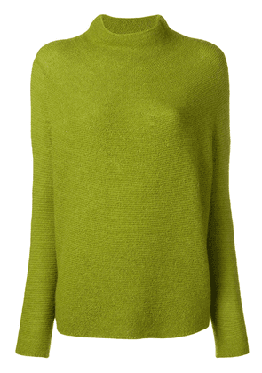 Christian Wijnants high neck sweater - Green