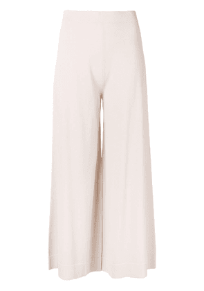 D.Exterior cropped trousers - Neutrals