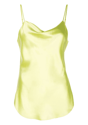 Cinq A Sept Marta cami top - Green