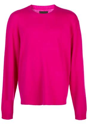 Rta 87 CREW NECK SWEATER - Pink