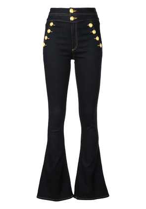Veronica Beard Dalida jeans - Blue