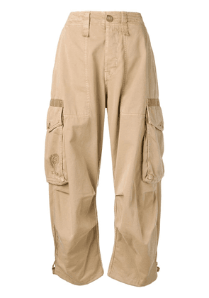 Hilfiger Collection cropped cargo trousers - Neutrals