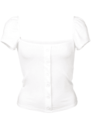 Reformation Lulu top - White