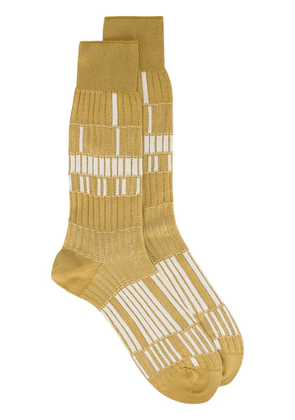 Ayamé electro socks - Yellow