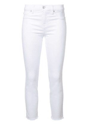 7 For All Mankind Roxanne jeans - White