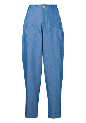 Philosophy Di Lorenzo Serafini straight leg trousers - Blue