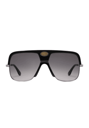 Navigator sunglasses with Double G