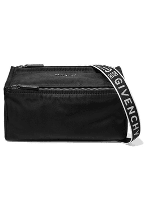 Givenchy - Pandora Mini Shell Shoulder Bag - Black