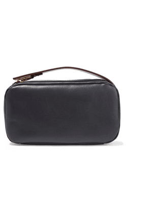 Marni - Two-tone Leather Clutch - Black