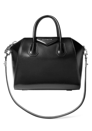 Givenchy - Antigona Small Leather Tote - Black