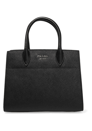Prada - Driade Textured-leather Tote - Black
