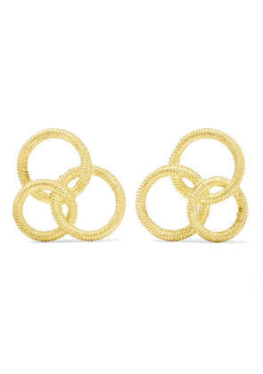 Buccellati - Hawaii 18-karat Gold Earrings - one size