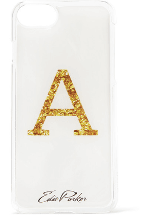 Edie Parker - + Goo. ey Printed Plastic Iphone 6 And 7 Case - White