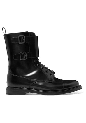 Church's - Stefy Leather Ankle Boots - Black