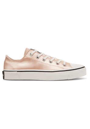 Marc Jacobs - Satin Sneakers - Peach
