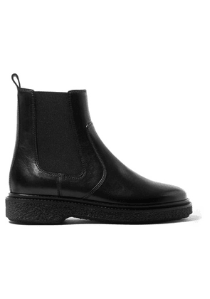 Isabel Marant - Celtyne Leather Chelsea Boot - Black