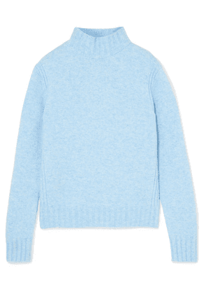 J.Crew - Isabel Knitted Turtleneck Sweater - Blue