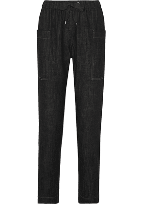 Brunello Cucinelli - Denim Pants - Black