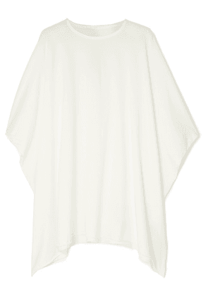 Rick Owens - Minerva Oversized Cotton-jersey T-shirt - White