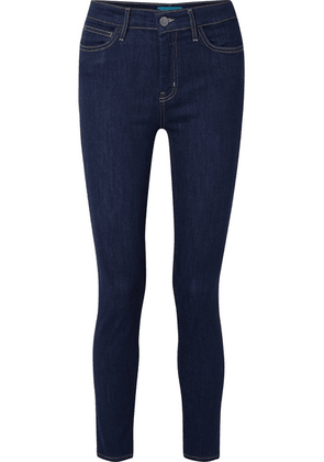 M.i.h Jeans - Bridge High-rise Skinny Jeans - Dark denim