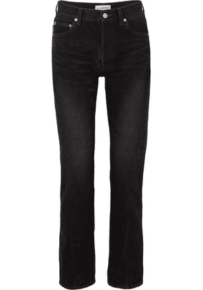 Balenciaga - Twisted Boyfriend Jeans - Black