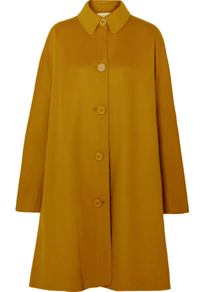 Mansur Gavriel - Wool And Cashmere-blend Coat - Yellow
