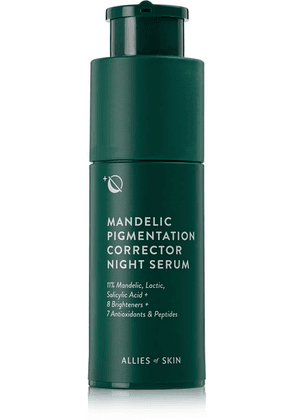Allies of Skin - Mandelic Pigmentation Corrector Night Serum, 30ml - one size