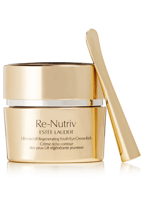 Estée Lauder - Re-nutriv Ultimate Lift Regenerating Youth Eye Creme Rich, 15ml - one size
