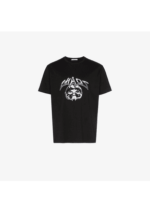 Givenchy GIV CHAOS PRNT SS TEE BLK