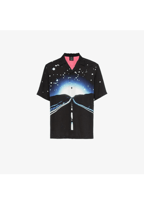 Marcelo Burlon County Of Milan MB SS SHT PRNT MULTI