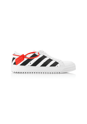 Off-White c/o Virgil Abloh 3.0 Diagonal Leather Sneakers