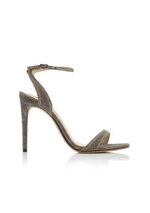 Alexandre Birman Santine Metallic Sandals