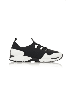 Marni Tessuto Techico Two-Tone Neoprene Sneakers