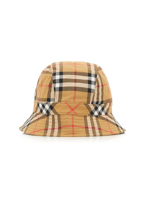 Burberry Checked Cotton-Canvas Bucket Hat a97b8739f9