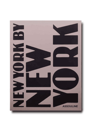 ''New York by New York' Book'