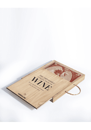 ''The Impossible Collection of Wine' Book'