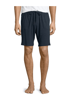 Jersey Lounge Shorts, Anthracite